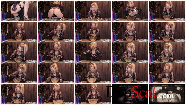 Scat swallowing and puke show SlutOrgasma - Eat Shit, Milf [FullHD 1080p/1.72 GB]