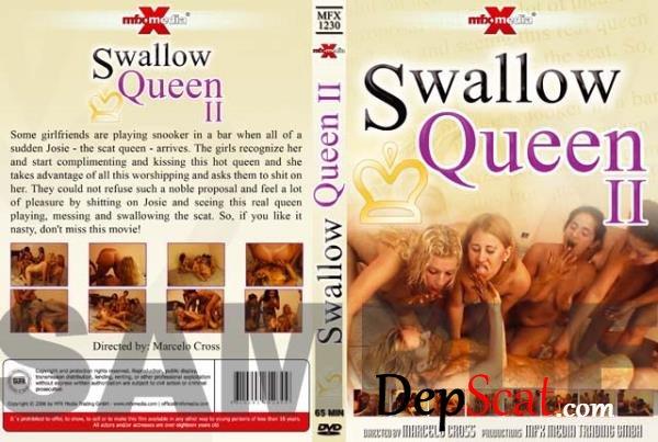 MFX-1230 Swallow Queen II Josie, Cristina, Ayumi, Perla, Raquel, Ravana, Milly - Scat, Vommit, Lesbians [SD/715 MB]