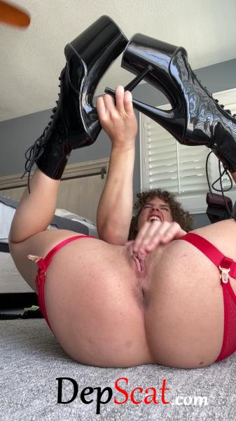 Stripper takes a fat shit VibeWithMolly - Play Anal, Solo [UltraHD 2K/1.10 GB]